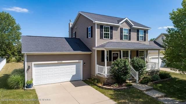 3640 Kiskadee Drive #24, East Lansing, MI 48823 (MLS #249614) :: Real Home Pros