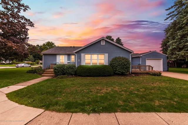 1029 Tulip Street, Grand Ledge, MI 48837 (MLS #249615) :: Real Home Pros