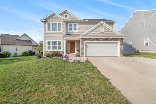980 Pennine Ridge Way, Grand Ledge, MI 48837 (MLS #249632) :: Real Home Pros