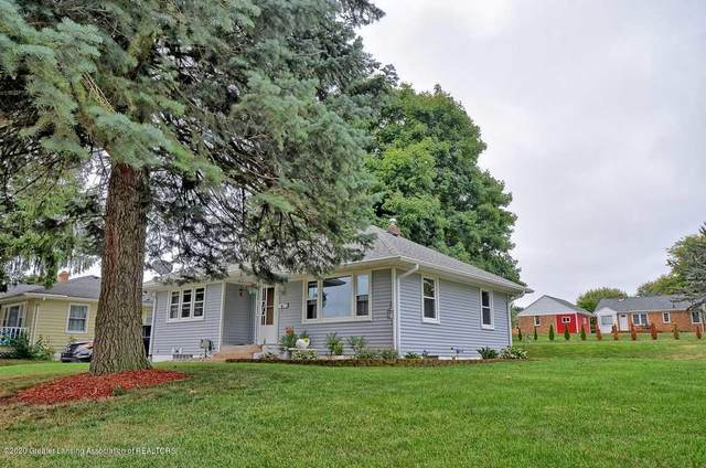 227 N West Street, Portland, MI 48875 (MLS #249653) :: Real Home Pros