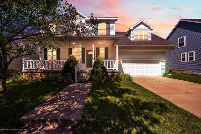 532 Anhinga Drive, East Lansing, MI 48823 (MLS #249668) :: Real Home Pros