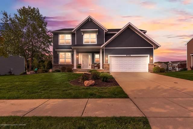 8722 Yellowstone Lane, Lansing, MI 48917 (MLS #249747) :: Real Home Pros