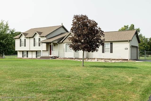 6056 Elk Ridge Drive, Eaton Rapids, MI 48827 (MLS #249756) :: Real Home Pros