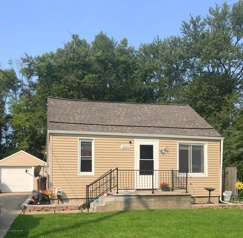 3626 Burchfield Drive, Lansing, MI 48910 (MLS #249792) :: Real Home Pros