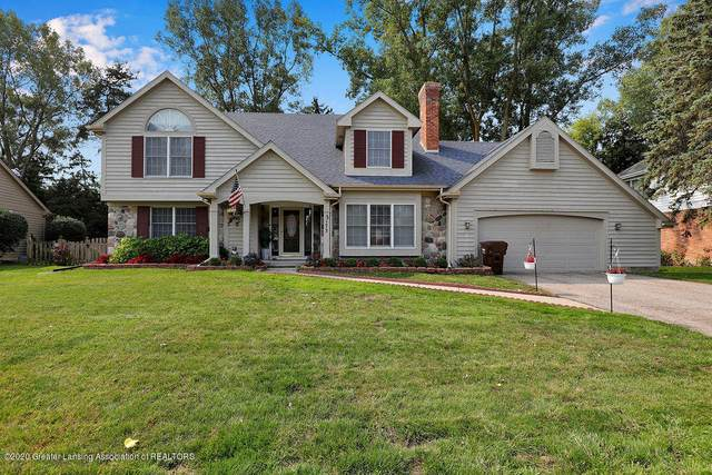 2173 White Owl Way, Okemos, MI 48864 (MLS #249798) :: Real Home Pros