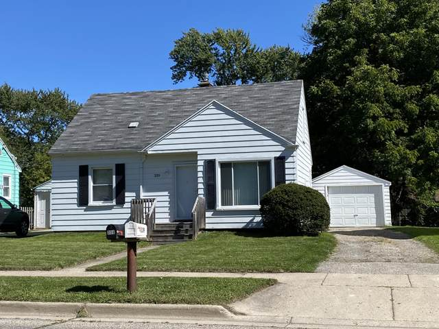 339 S Rosemary Avenue, Lansing, MI 48917 (MLS #249932) :: Real Home Pros