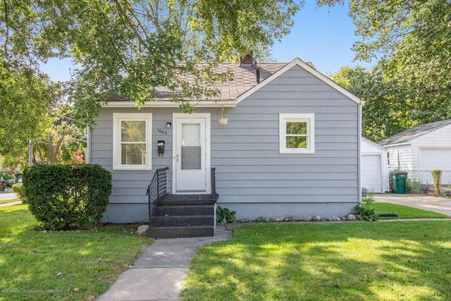 1003 Gordon Avenue, Lansing, MI 48910 (MLS #249953) :: Real Home Pros