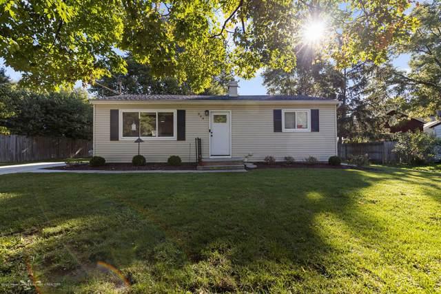 344 N Rogers Street, Mason, MI 48854 (MLS #249972) :: Real Home Pros