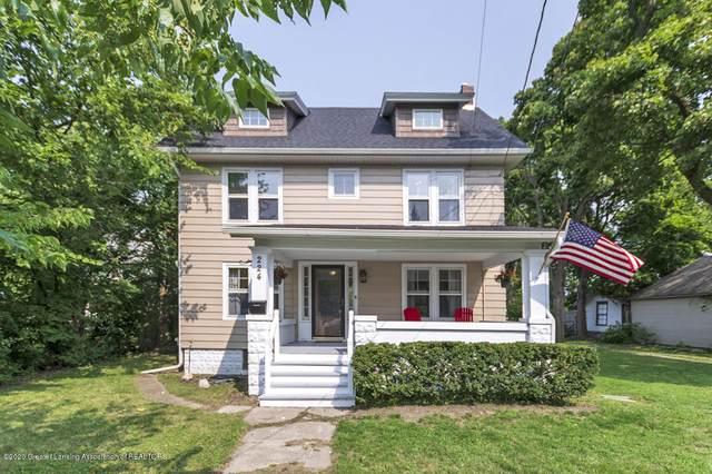 224 W North Street, Lansing, MI 48906 (MLS #250007) :: Real Home Pros