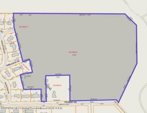V/L Probert Road, Jackson, MI 49203 (MLS #250083) :: Real Home Pros