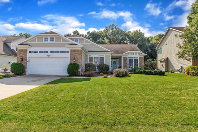 16938 Broadview Drive, East Lansing, MI 48823 (MLS #250091) :: Real Home Pros