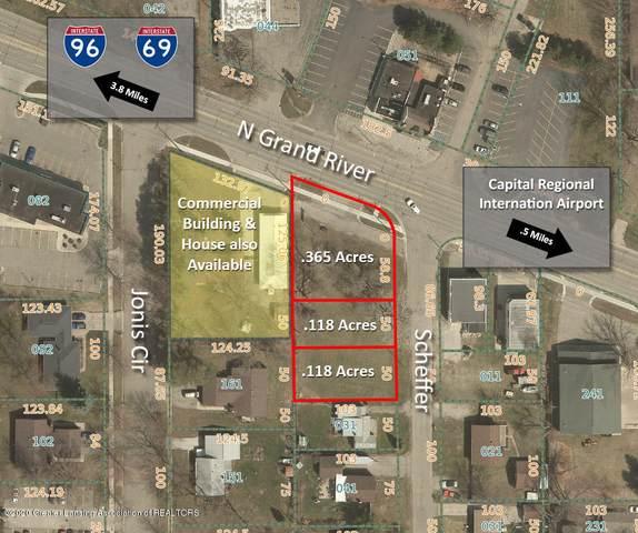 5001 N Grand River Avenue, Lansing, MI 48906 (MLS #250109) :: Real Home Pros
