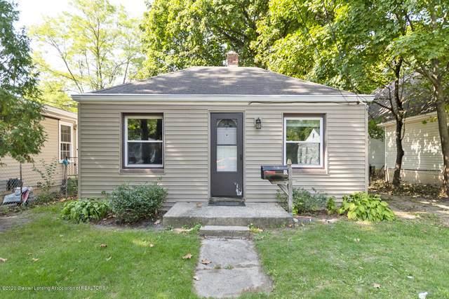 3016 Stabler Street, Lansing, MI 48910 (MLS #250152) :: Real Home Pros