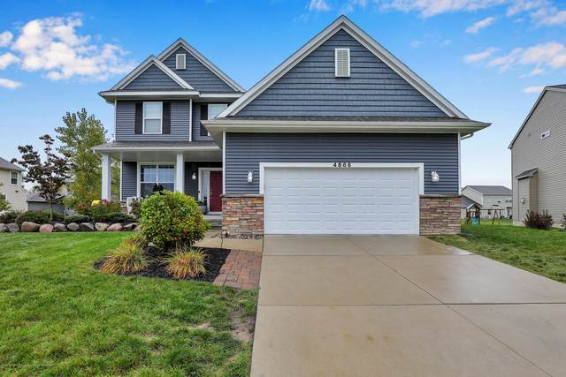 4866 Olmsted, Okemos, MI 48864 (MLS #250185) :: Real Home Pros