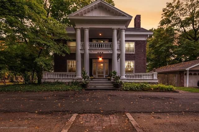 404 State Street, Eaton Rapids, MI 48827 (MLS #250191) :: Real Home Pros