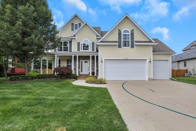 16920 Black Walnut Lane, East Lansing, MI 48823 (MLS #250221) :: Real Home Pros