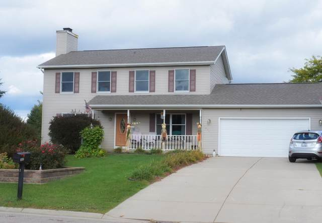 1057 Eaton Green Drive, Charlotte, MI 48813 (MLS #250353) :: Real Home Pros