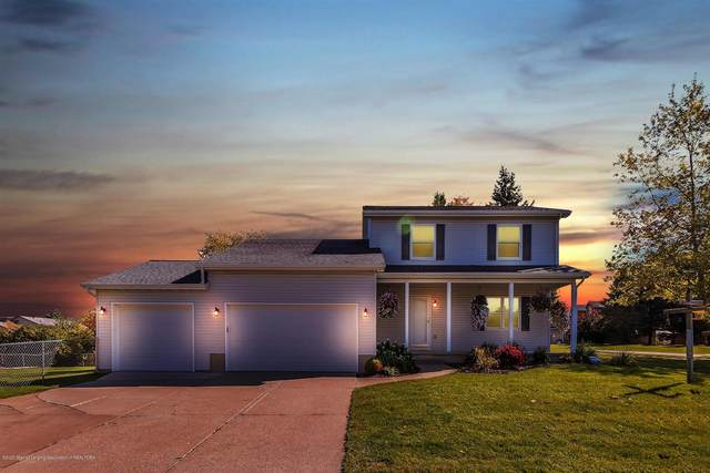 725 Hunting Meadows Drive, Mason, MI 48854 (MLS #250397) :: Real Home Pros