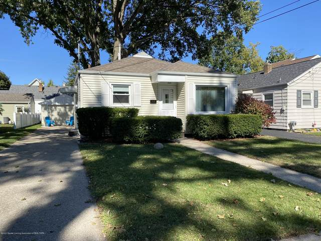 1420 Cooper Avenue, Lansing, MI 48910 (MLS #250457) :: Real Home Pros