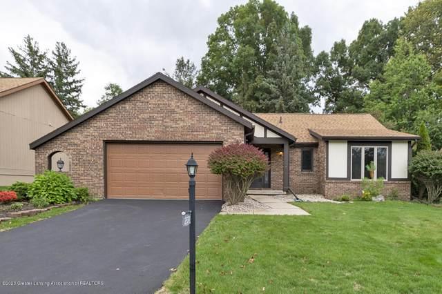 2597 Woodhill Drive, Okemos, MI 48864 (MLS #250461) :: Real Home Pros