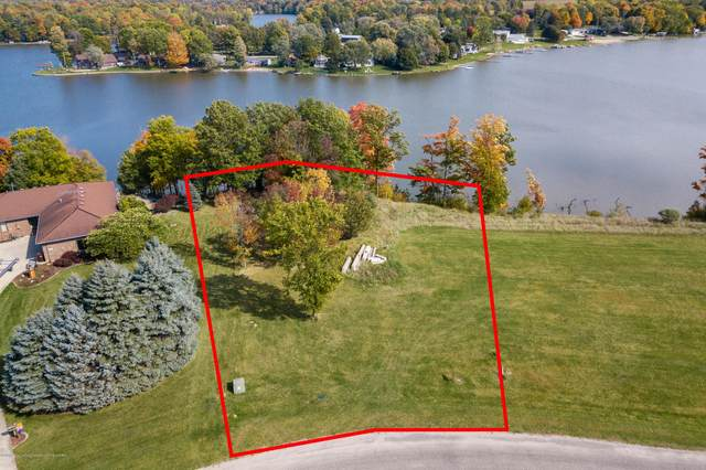 446 Lakeside Drive, Perrinton, MI 48871 (MLS #250471) :: Real Home Pros