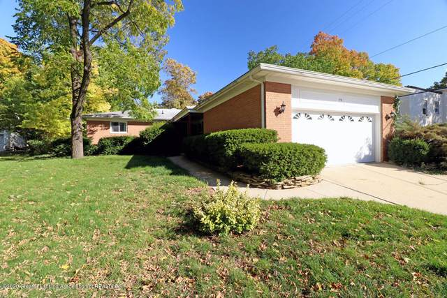 118 Cowley Avenue, East Lansing, MI 48823 (MLS #250551) :: Real Home Pros