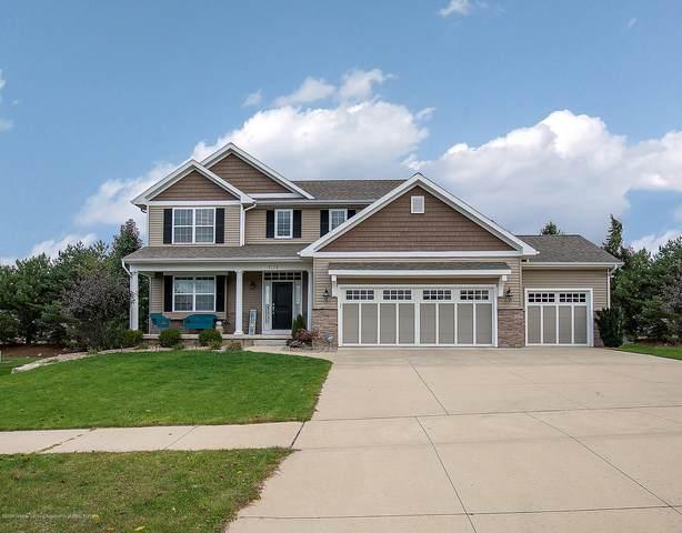 2108 Marstoga Drive, Lansing, MI 48917 (MLS #250554) :: Real Home Pros