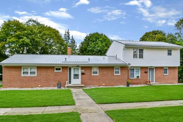 1245 Weber Drive, Lansing, MI 48912 (MLS #250622) :: Real Home Pros