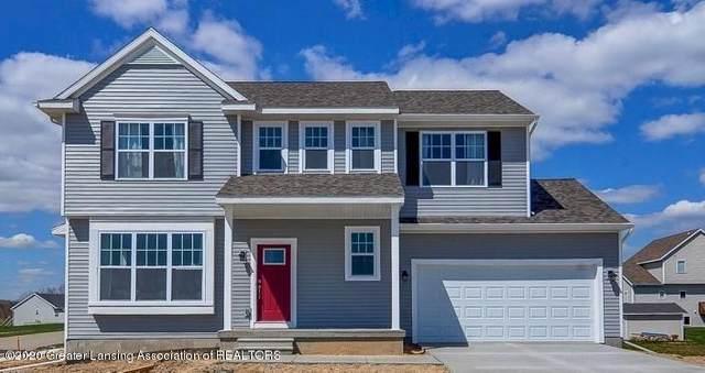 4072 Palomino Drive, East Lansing, MI 48823 (MLS #250631) :: Real Home Pros
