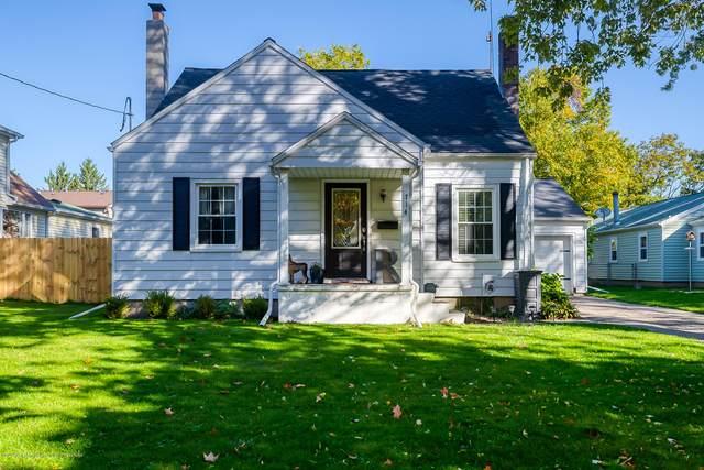 714 Center Street, Mason, MI 48854 (MLS #250647) :: Real Home Pros