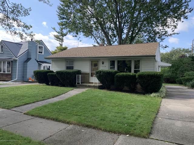 1113 N Hayford Avenue, Lansing, MI 48912 (MLS #250650) :: Real Home Pros