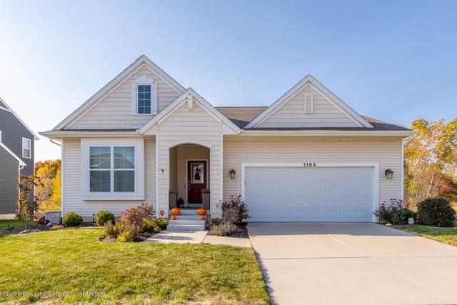 1163 Matthaei Court, Mason, MI 48854 (MLS #250666) :: Real Home Pros