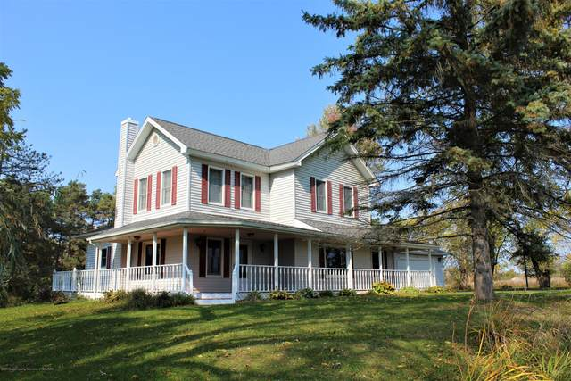 7682 Laingsburg Road, Laingsburg, MI 48848 (MLS #250705) :: Real Home Pros