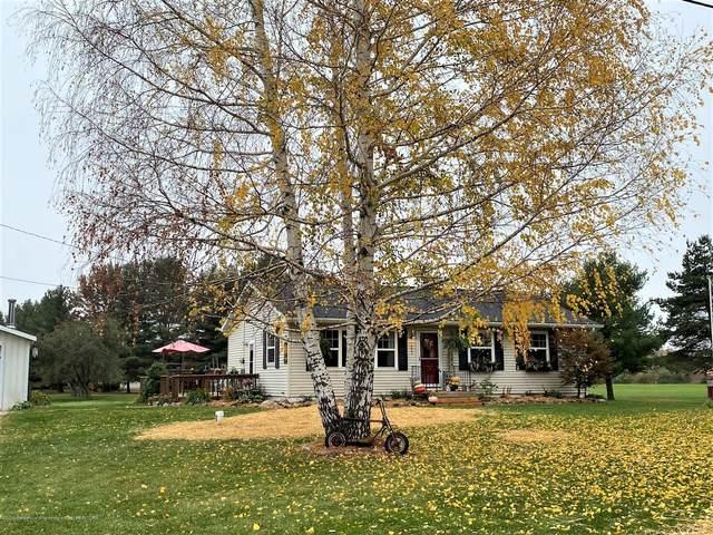 1235 N Lamb Road, Mason, MI 48854 (MLS #250709) :: Real Home Pros