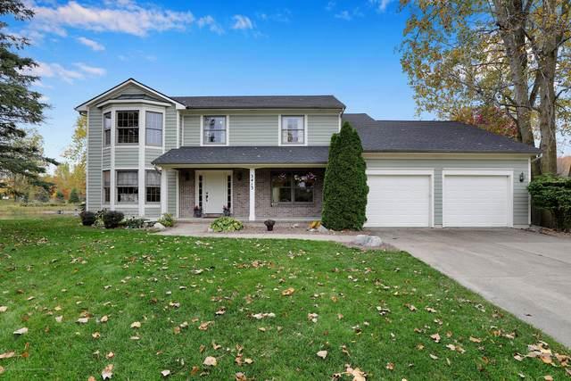 3413 Hawthorne Woods Parkway, Dewitt, MI 48820 (MLS #250738) :: Real Home Pros