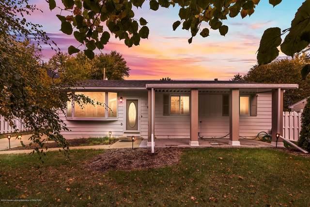 1316 Mark Twain Drive, Lansing, MI 48911 (MLS #250838) :: Real Home Pros