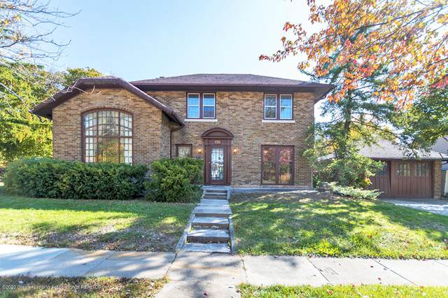 416 University Drive, East Lansing, MI 48823 (MLS #250856) :: Real Home Pros