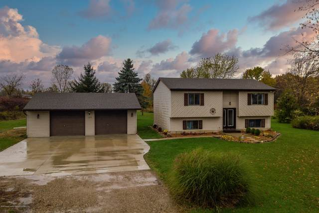 7378 S Chandler Road, St. Johns, MI 48879 (MLS #250892) :: Real Home Pros
