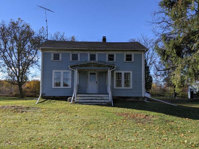 12785 W Grand River Highway, Eagle, MI 48822 (MLS #250939) :: Real Home Pros