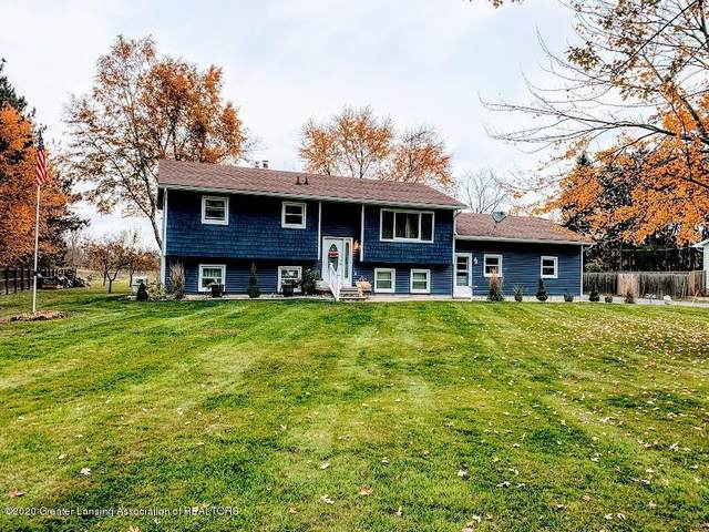206 W 3rd North Street, Laingsburg, MI 48848 (MLS #250953) :: Real Home Pros