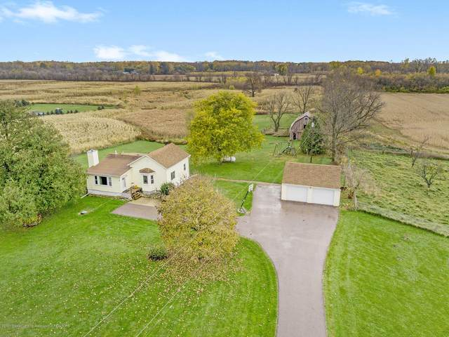 4871 Elliott Road, Mason, MI 48854 (MLS #250968) :: Real Home Pros