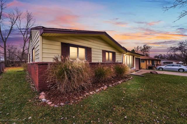 203 Marcia Drive, Lansing, MI 48917 (MLS #251468) :: Real Home Pros