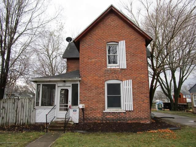 621 Saint Clair Avenue, Jackson, MI 49202 (MLS #251510) :: Real Home Pros