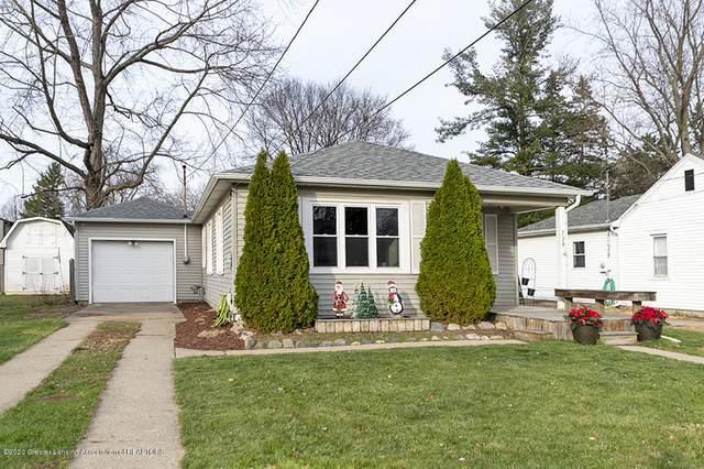 738 Center Street, Mason, MI 48854 (MLS #251578) :: Real Home Pros