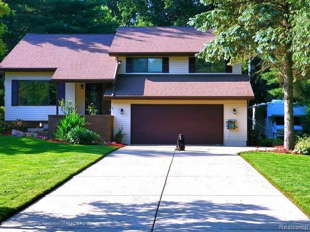68 E Newman Road, Williamston, MI 48895 (MLS #251674) :: Real Home Pros