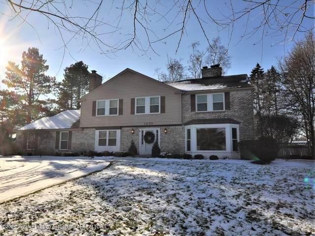 1525 Stonegate Lane, East Lansing, MI 48823 (MLS #251733) :: Real Home Pros