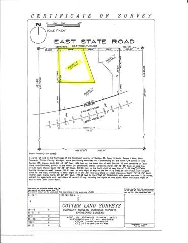 01 State Street, Haslett, MI 48840 (MLS #251735) :: Real Home Pros