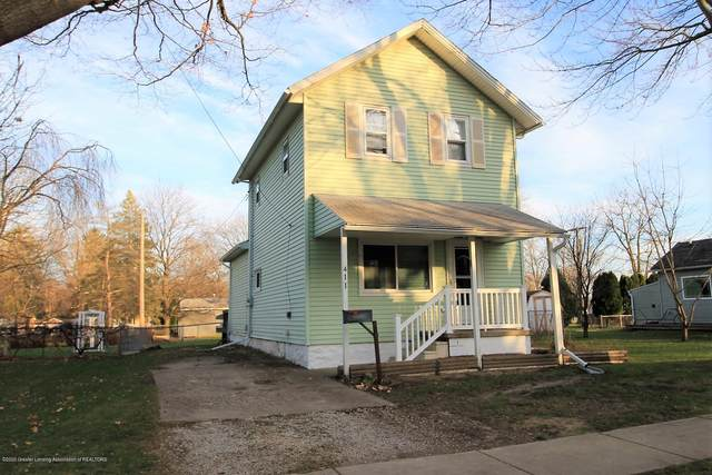 411 Leasia Street, Williamston, MI 48895 (MLS #251775) :: Real Home Pros