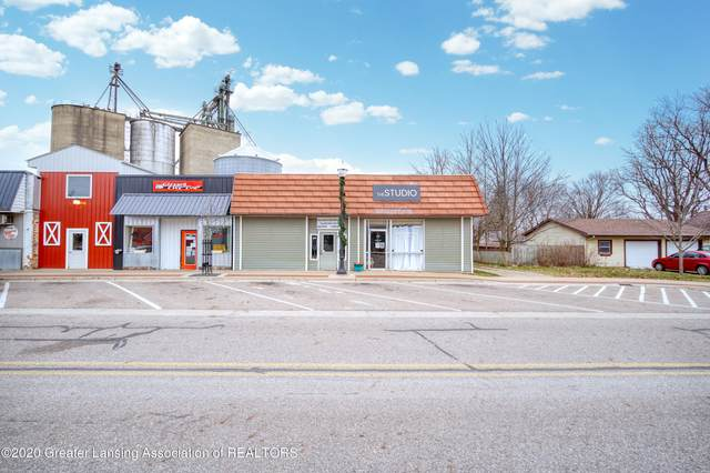 112 W Main Street, Potterville, MI 48876 (MLS #251996) :: Real Home Pros