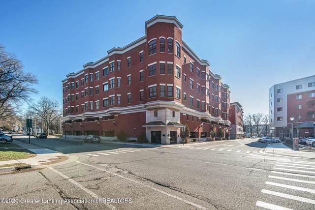 600 E Albert Avenue #414, East Lansing, MI 48823 (MLS #252004) :: Real Home Pros